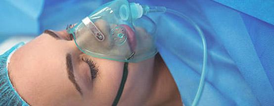 Quantum Mobile Anesthesia